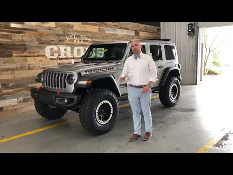 Jeep of the week: AEV Lifted power hard top Rubicon AEV Jeep JL