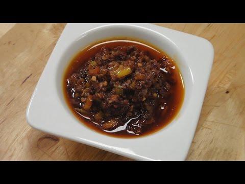 Jain Schezwan Sauce   Jain Special Recipe   Sanjeev Kapoor Khazana