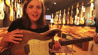What Happens When I Walk Into A Guitar Store?