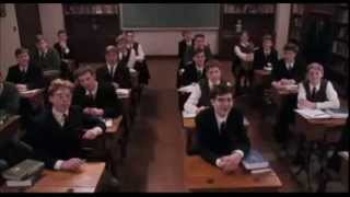 Dead Poets Society (3-rd lesson, look at things in a different way)