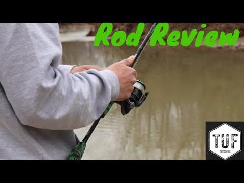 Berkley Amp Rod Review