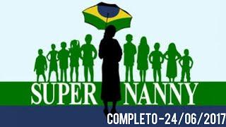 """Supernanny"" Programa Completo - 26/04/2017."