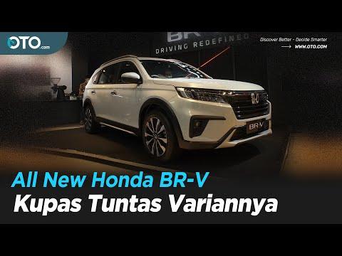 Honda All New BR-V 2021 | Ini Varian Lengkapnya! | OTO Guidance