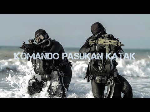 KOPASKA - Frogman Of Indonesia Navy