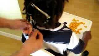 Cutting Dreadlocks