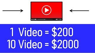 Earn $2,000+ in ONE Day From Video Courses - Make Money Online | Branson Tay