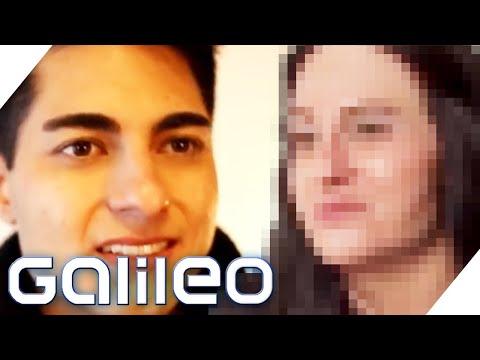 Geschlechterexperiment: Aus Mann mach Frau!   Galileo   ProSieben