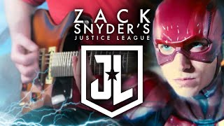 Zack Snyder's Justice League - At The Speed of Force on Guitar