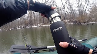 Самый хороший термос для рыбалки