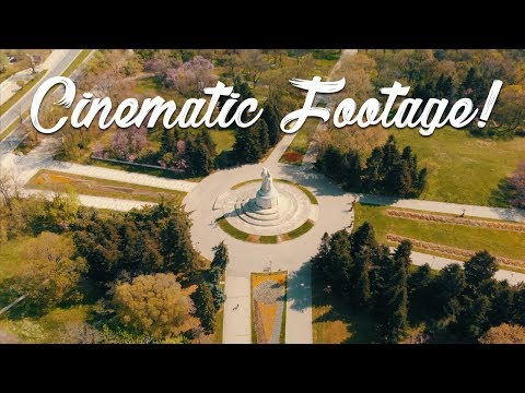 DJI Mavic Air - Cinematic Footage In The Heart of the City