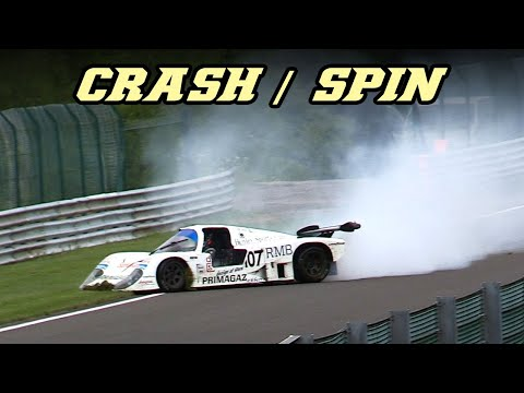 Best of 2018 - Crashes | spins | mistakes