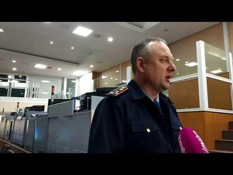 Ложные вызовы полиции в Алматы