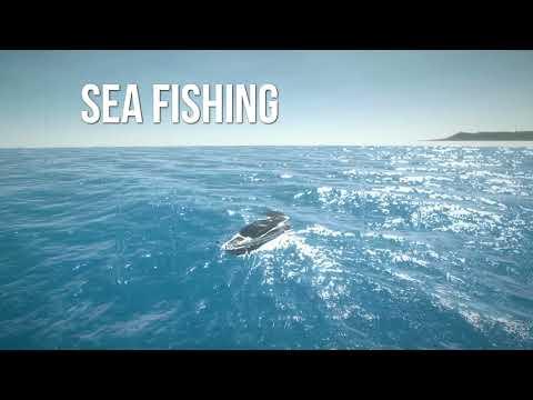 Ultimate Fishing Simulator - Gameplay Trailer #2 thumbnail