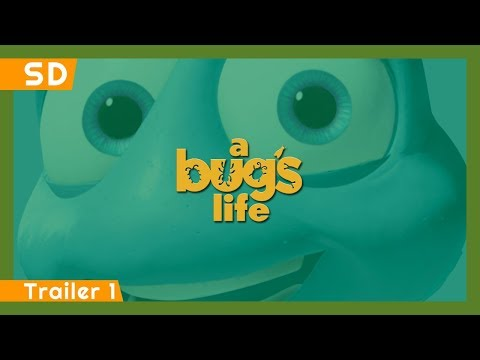 A Bug's Life Movie Trailer
