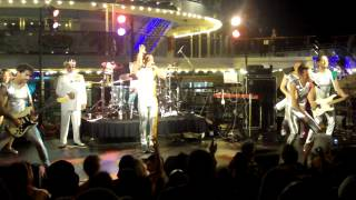 2 Skinnee J's - The Whammy (Live on the 311 Cruise 2012)