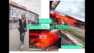 SE ŠÁRKOU NA FOTBAL: SK Slavia Praha - FC Baník Ostrava