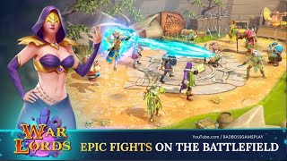 Warlords: Age of Shadow Magic - Android Gameplay HD