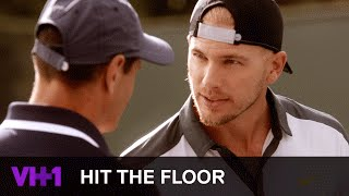 Jude Defends Zero's Awful Tennis Skills   Hit The Floor