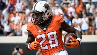 James Washington Is The Top Returning WR In 2017 | CampusInsiders