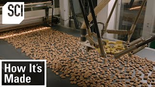How Its Made: Almonds