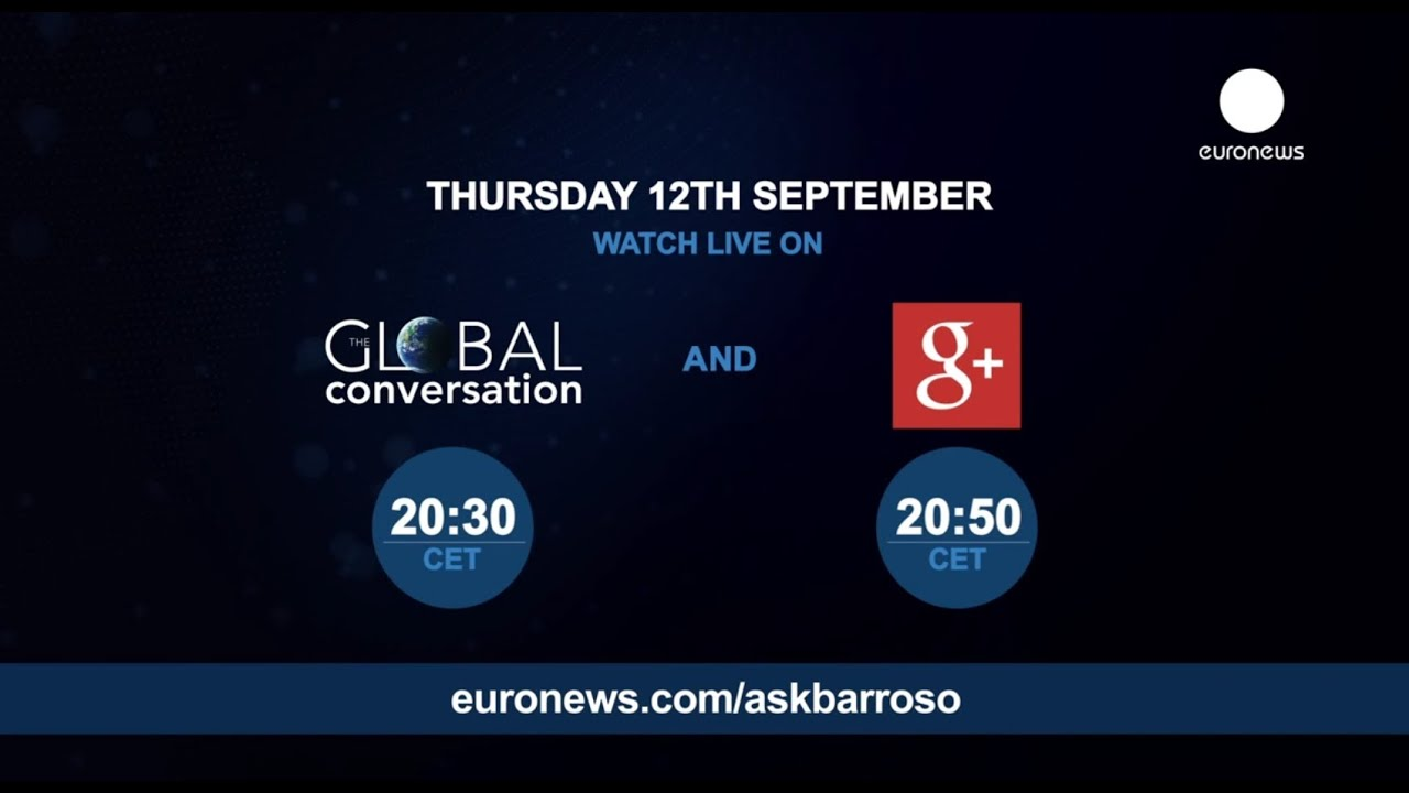 Ask Barroso - Call Out for Questions!