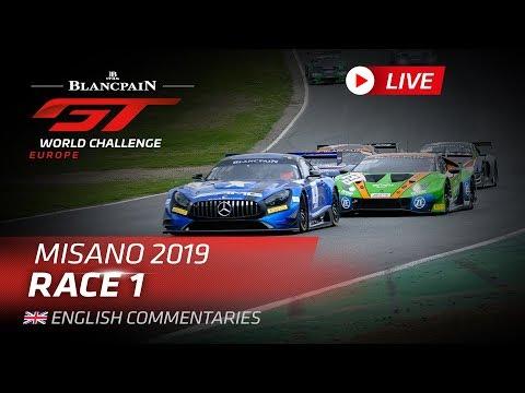 ブランパンGT ミサノ RACE1フル動画