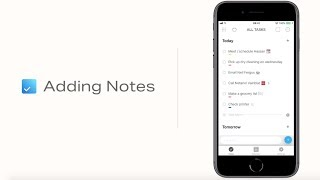 Add Notes