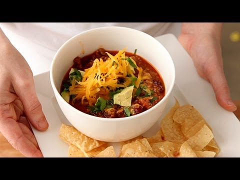 30-Minute Chili | Everyday Food with Sarah Carey