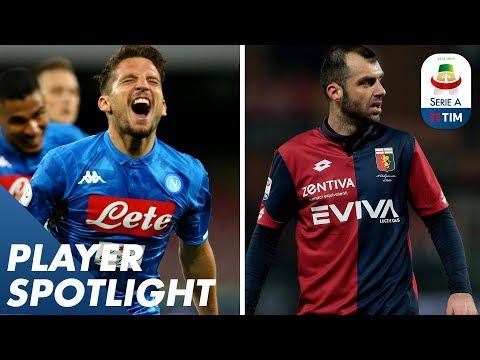 Mertens Shines for Napoli & Pandev sinks Juve!   Player Spotlight   Serie A