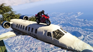 THE SCARIEST RACE EVER! - (GTA 5 Mods Funny Moments)