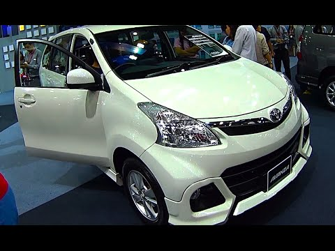 Toyota AVANZA 2015, 2016 Video review New Generation