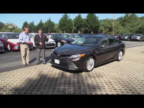 2018 Toyota Camry Preview | Toyota of Dartmouth, Mass