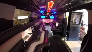 Biggest Brand New SUV Limousine