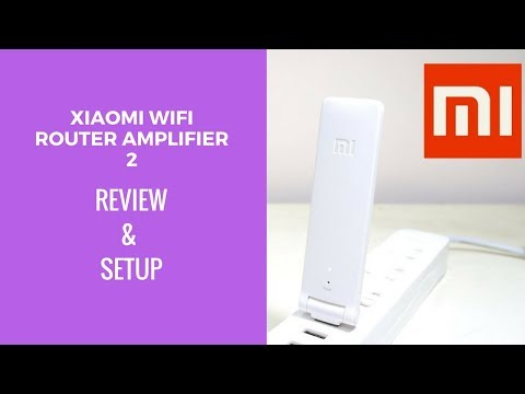 Xiaomi Wifi Router Amplifier 2 – Review & Setup!