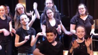 It's A Musical!! Anthony Jr. and Ensemble - Finale