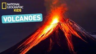 Nat Geo Kids Explore Volcanoes!