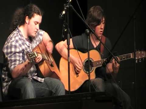 Forever and Always (acoustic) cover - BFMV - Jack & George