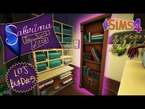 SIMS 4 ||| Let's Build ||| Sabrina ||| Der verzauberte Wäscheschrank #5