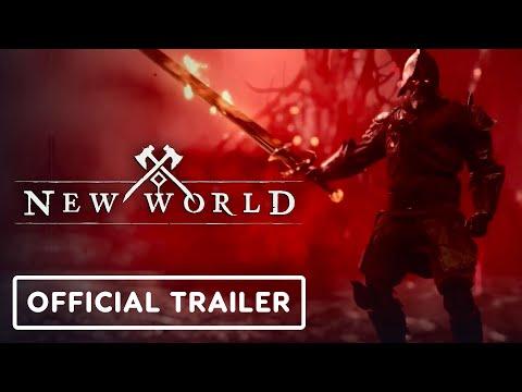 New World - Official Open Beta Announcement Trailer | gamescom 2021 de New World