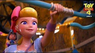 Игрушки столкнулись с новым врагом в тизере четвертого фильма «История игрушек»