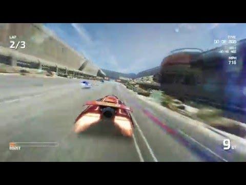 Видео № 1 из игры FAST Racing NEO [Wii U]