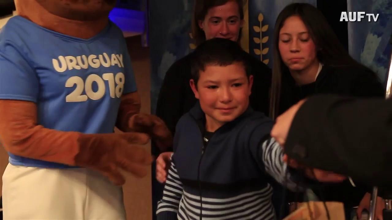 La emotiva historia de vida de Nicolás Jara - Un Cuento Celeste