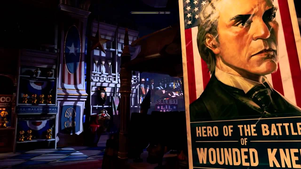 See Two Minutes Of BioShock Infinite's Award-Winning E3 Demo