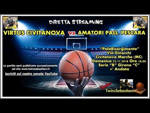 Preview video DIRETTA: Rossella Civanova  - Amatori Pescara