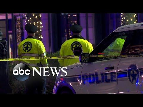 Urgent investigation in New Orleans after mass shooting | ABC News