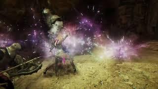 Black Desert Online Пробуждение оружия Тёмный Рыцарь