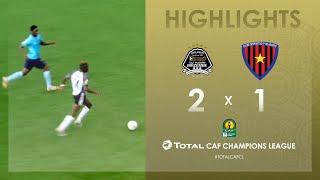 CL CAF : TP Mazembe 2-1 Primeiro de Agosto