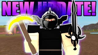 NEW VOID ARMOR, GOD TOOLS, ETC! (COMING SOON!) | ROBLOX: Booga Booga