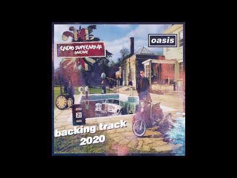 Oasis - Stand By Me (Backing Track 2020)