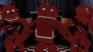 Minecraft   FIVE NIGHTS AT FREDDY'S 4 MOD Showcase! (Nightmare Freddy)